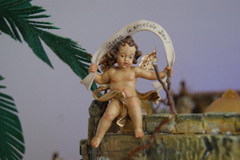 Orientalische Krippe